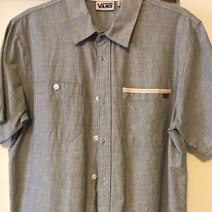 Vans Casual Button Up